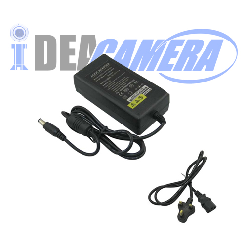 DC 12V 4A Power For CCTV Camera,NVR,HD-DVR